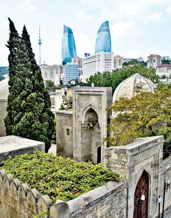 Visiter azerbaijan
