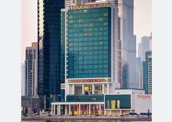 Atm preview steigenberger is 39 exceptionally efficient 39 for Dubai hotel name